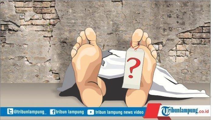 BREAKING NEWS - Lagi, Mayat Anonim Ditemukan di Lamsel, Polisi Sebut Ada Tato di Punggung dan Tangan