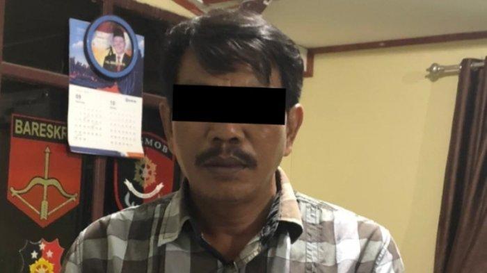 BREAKING NEWS Penipuan Jual Traktor di Lampung Tengah, Warga Tulangbawang Diringkus Polisi