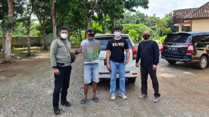 BREAKING NEWS 3 Kali Lolos, Pelaku Penggelapan Motor di Lampung Tengah Diamankan