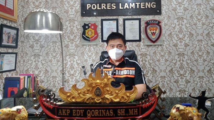 BREAKING NEWS Polisi Akan Bawa Anak Penggal Leher Ayah Kandung di Lampung ke RSJ