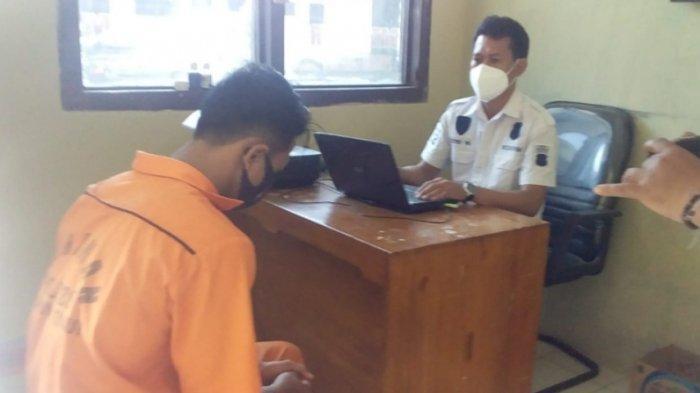 BREAKING NEWS Polisi Ringkus Pelaku Tindak Asusila Terhadap Anak di Lampung Timur