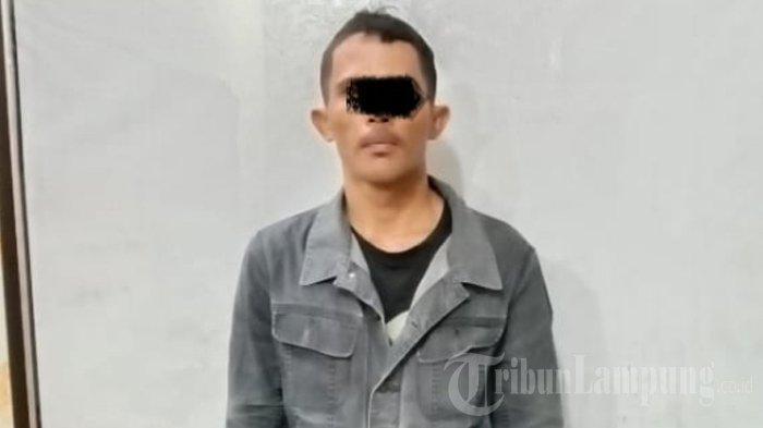 BREAKING NEWS Polisi Tangkap Pelaku Pencurian Mesin Air di Lampung Tengah