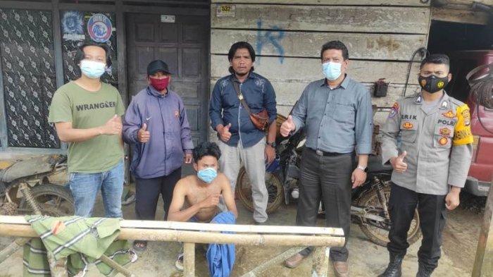 BREAKING NEWS Polsek Sekincau Ringkus Pelaku Asusila Terhadap Anak di Lampung Barat