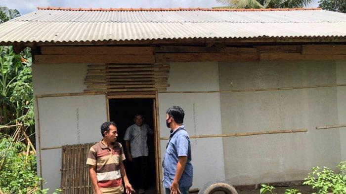 BREAKING NEWS Pria 50 Tahun Warga Lampung Utara Ditemukan Tewas Gantung Diri di Rumahnya