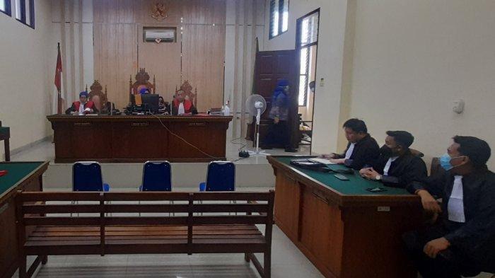 BREAKING NEWS Selundupkan Sabu 1 Kg, Oknum Perwira Polisi di Lampung Diganjar 7 Tahun Penjara