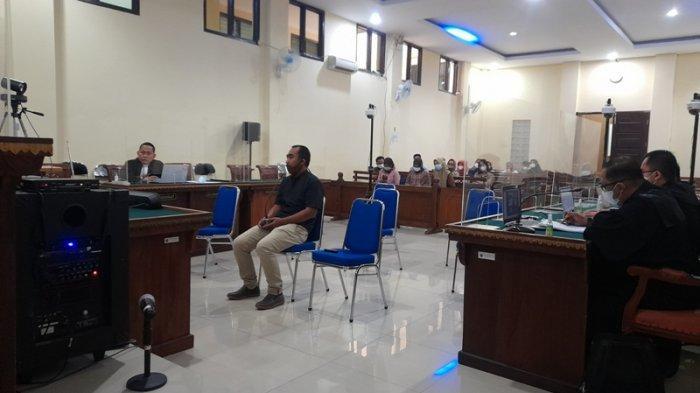 BREAKING NEWS Sidang Suap Fee Proyek Lampung Selatan Jilid II Kembali Digelar, Hadirkan 1 Saksi