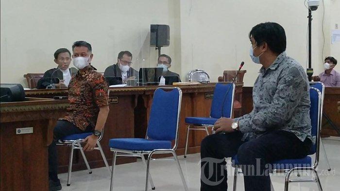 BREAKING NEWS Sidang Suap Gratifikasi Mustafa, Fraksi PKS Akui Ada Uang Ketok Palu