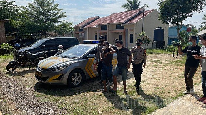 BREAKING NEWS Pembuat Senpi Rakitan di Lampung Utara Ditangkap Polisi