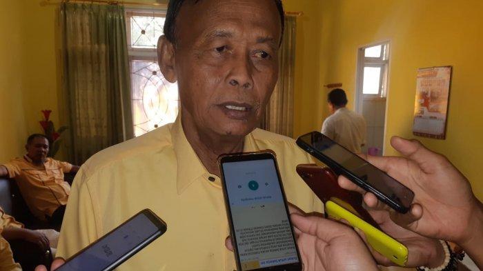 DPD II Partai Golkar Metro Siap Menangkan Ampian Bustami dan Rudy Santoso