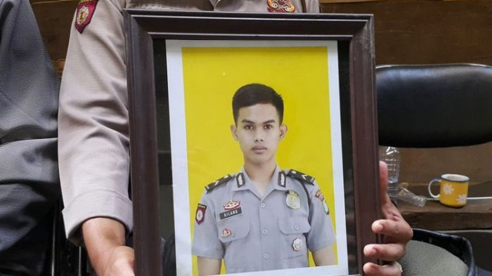 15 Menit Sebelum Ledakan Kampung Melayu, Briptu Gilang Sempat WA-an dengan Kekasihnya, Ini Isinya