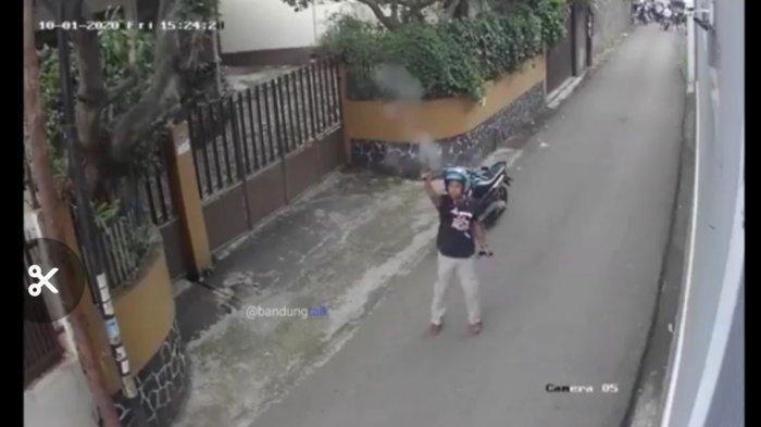 Bripka Saepudin Selamatkan Nyawa Korban Pembacokan, Lepas Tembakan ketika Pelaku Acungkan Golok