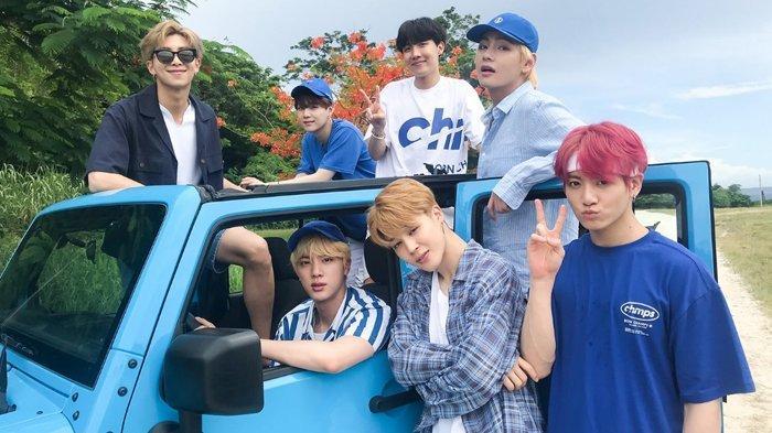 BTS Resmi Beristirahat Selama Dua Bulan, Ini Aktivitas Jimin BTS