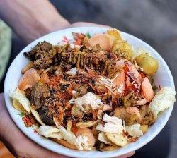 Kuliner Jakarta, Bubur Ayam di Ibukota dengan Topping Melimpah Cocok untuk Sarapan