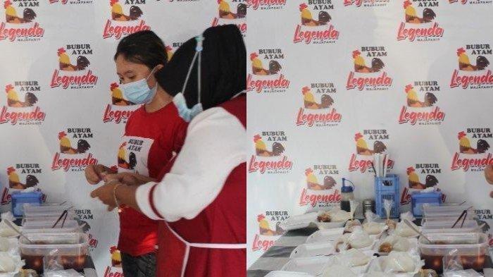 Kisah Tukang Bubur di Semarang Bagikan Gratis Dagangannya untuk Pasien Covid-19