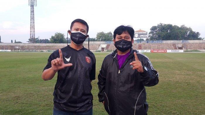 Budiarjo Thalib Bertekad Bawa Badak Lampung FC Promosi ke Liga 1