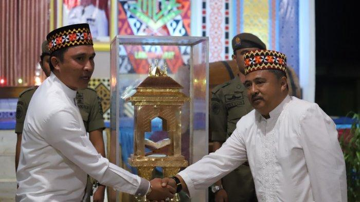 Buka MTQ Tingkat Kabupaten Lampung Barat, Ini Pesan yang Disampaikan Bupati Parosil Mabsus