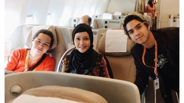 Pesan Maia Estianty untuk Ahmad Dhani yang Bebas dari Penjara