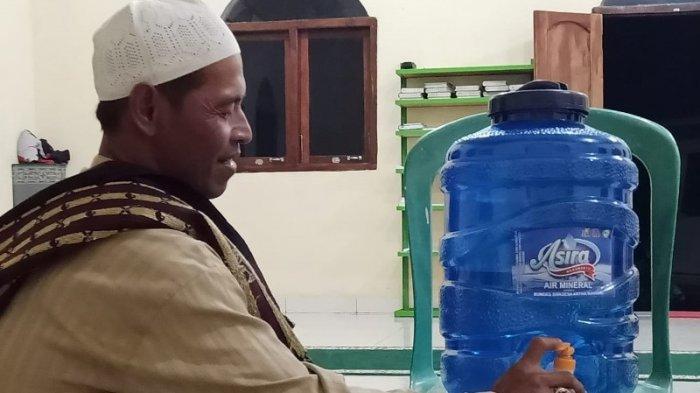 Bumdes Swadesa Artha Mandiri Wonomarto Hasilkan Air Minum Asira Wonomarto