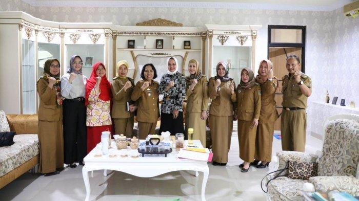 Kepala Perpustakaan Nasional Akan Kukuhkan Riana Sari Arinal Sebagai Bunda Literasi Provinsi Lampung