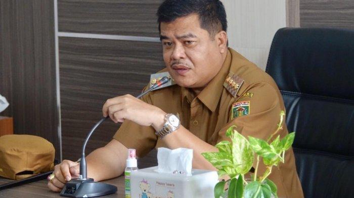Bupati Lampung Tengah Musa Ahmad Imbau Pegawai Inspektorat Tingkatkan Fungsi Pengawasan