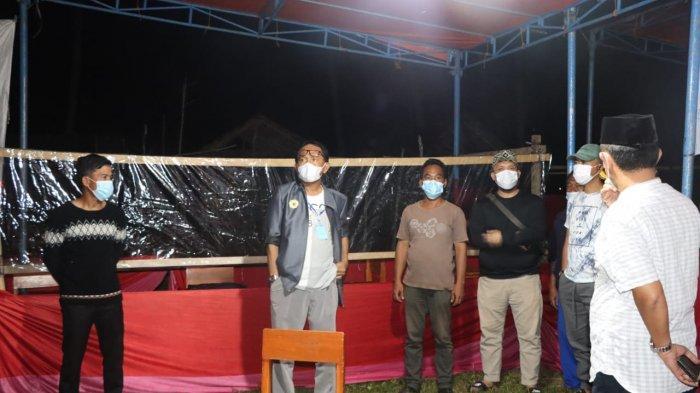 Bupati Agus Istiqlal Tinjau TPS Pilratin di Pesisir Barat Lampung