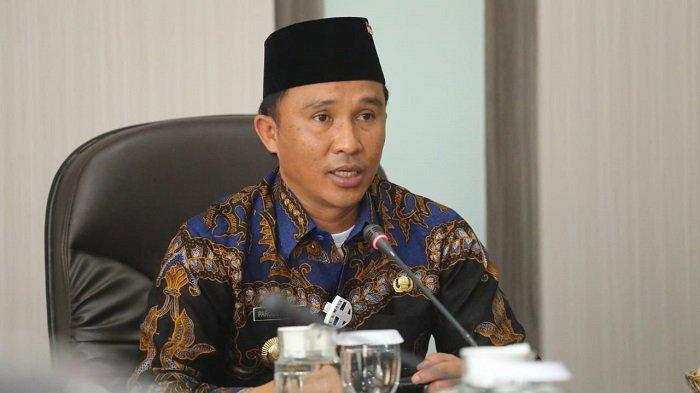 Bupati Lampung Barat Terima Penghargaan Pejabat Publik Tahun 2021, 'Usaha Tak Khianati Hasil'