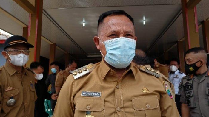Bupati Lampung Selatan Instruksikan Tim Satgas Monitoring Perkembangan Covid di Kecamatan