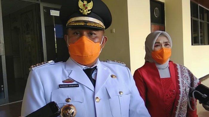 Taat Prokes, Nanang Ermanto Persilakan Warga Lamsel Salat Tarawih