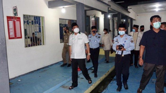 Bupati Lampung Tengah Musa Ahmad Apresiasi Program Lapas Gunung Sugih untuk Narapidana