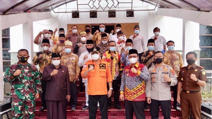 Pemkab Lampung Tengah Sepakat 3 Hari Besar Keagamaan Dirayakan di Rumah