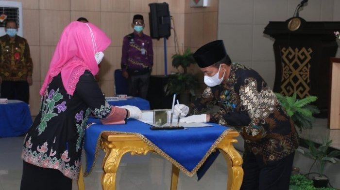 Bupati Lampung Utara Budi Utomo: ASN Disiplin, Kinerja Terukur