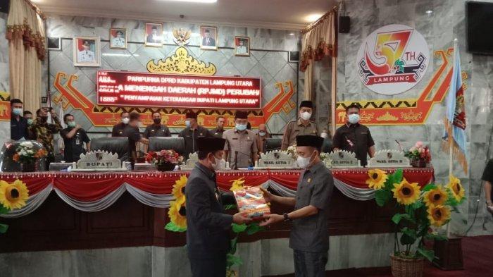 RPJMD Kabupaten Lampung Utara Diubah