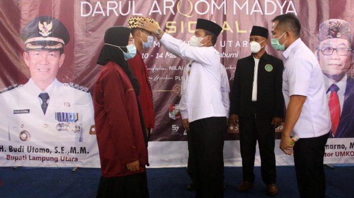 Bupati Lampung Utara: Jangan Berhenti Berpikir dan Bergerak Positif