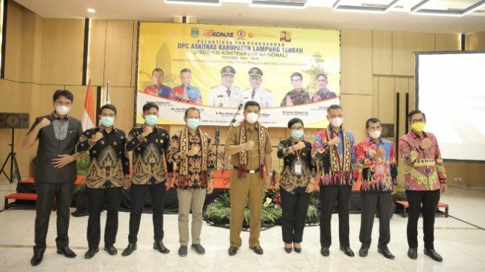 Musa Ahmad Gandeng Askonas Bangun Lampung Tengah