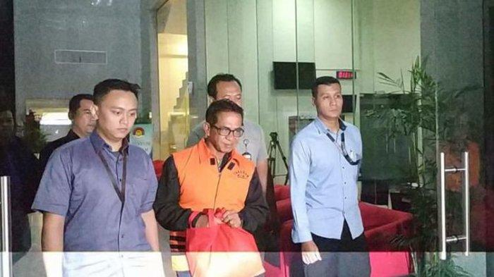 Kemungkinan Disidang di Lampung, Berkas Khamami Belum Diterima PN Tipikor Tanjungkarang