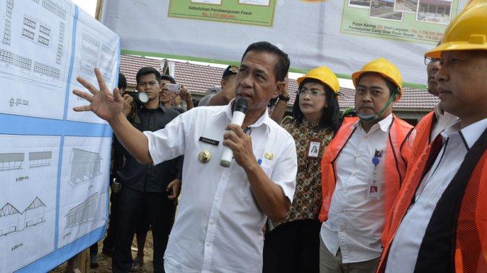 Bupati Mesuji Terjaring OTT, Ironi Proyek Swakelola ala Khamami yang Pernah Dipuji Presiden Jokowi