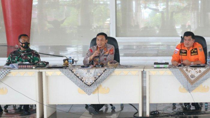 Izin Kegiatan Diperketat, Kapolres Lampung Tengah: Salahi Prokes Bubarkan