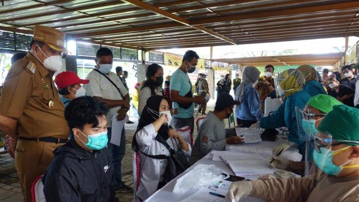 Musa Ahmad: Mobile Vaksinasi Berjalan Tiap Hari di Tiap Kecamatan Berbeda