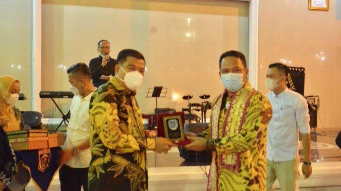 Bupati Lemandau Kunjungi Lampung Tengah Siap Pelajari Sektor Pertanian