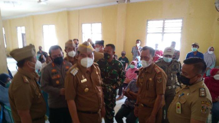 Bupati Lampung Tengah Musa Ahmad Targetkan 100 Persen Vaksinasi Rampung Desember