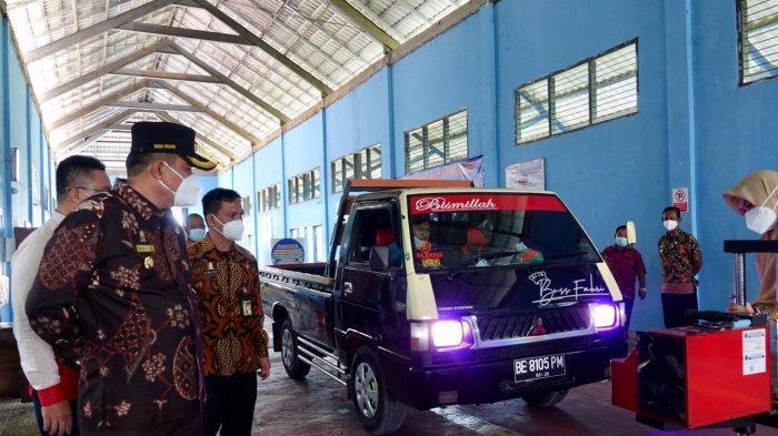 Bupati Lampung Tengah Musa Ahmad Akan Tindak Praktik Pungli di Instansi Layanan Publik