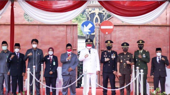 Peringati Hari Kesaktian Pancasila, Bupati Lampung Tengah Musa Ahmad Mengajak untuk Jaga Persatuan
