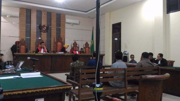 BREAKING NEWS - Jalani Sidang Lanjutan, Khamami Hadirkan 5 Saksi ASN Pemkab Mesuji