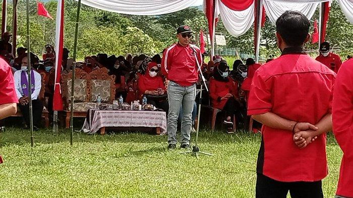 Bupati Parosil Mabsus Siap Jadi yang Pertama Vaksinasi Covid-19 di Lampung Barat