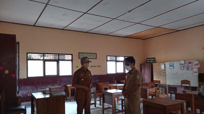 126 Sekolah di Pringsewu Lampung Mulai PTM Terbatas, Bupati Sujadi Ingatkan Keselamatan