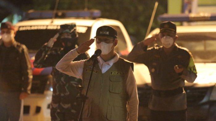 Bupati Pringsewu Sujadi Minta Petugas Kawal Lebaran di Tengah Pandemi Covid-19
