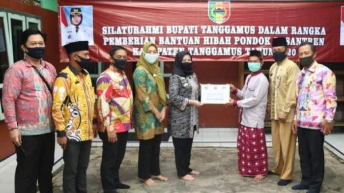 Pemkab Tanggamus Lampung Dukung Perpres Bantuan ke Ponpes