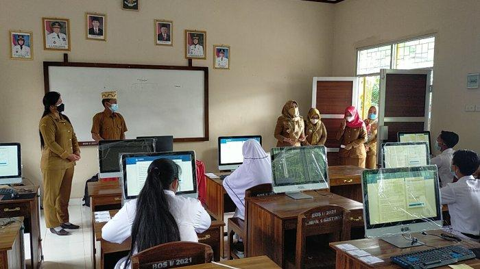 Bupati Berharap Siswa Raih Hasil Terbaik dalam Asesmen di Tanggamus Lampung