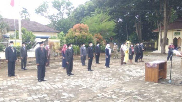 Bupati Zaiful Bokhari Lantik 20 Pejabat Fungsional di Pemkab Lampung Timur