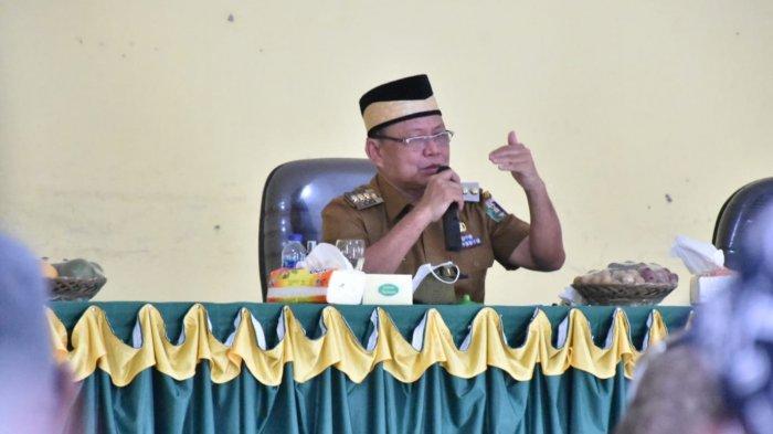 Lampung Timur Tambah 29 Kasus Baru Covid-19, Bupati Dawam Minta Warga Taat Prokes